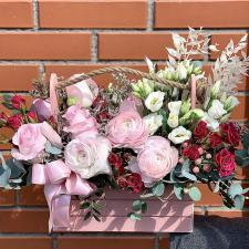 Ящик с цветами 1459