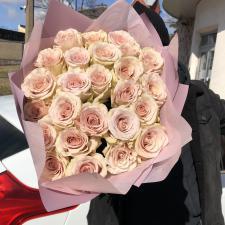 Букет из 25 эквадорских роз 1912