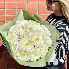 Букет из белых хризантем Магнум 590